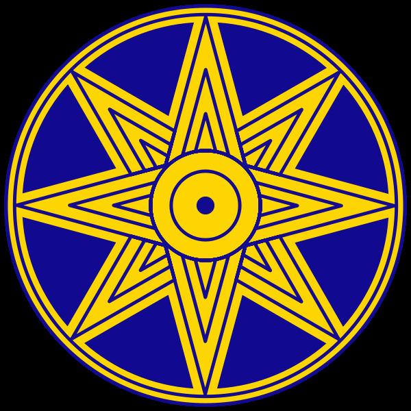 600px-Ishtar-star-symbol-encircled_svg